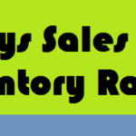Days Sales in Inventory Ratio