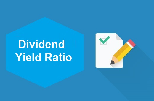 Definition of Dividend Yield Ratio