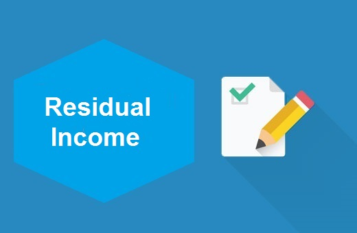 Definition of Residual Income