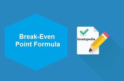 Break-Even Point Formula