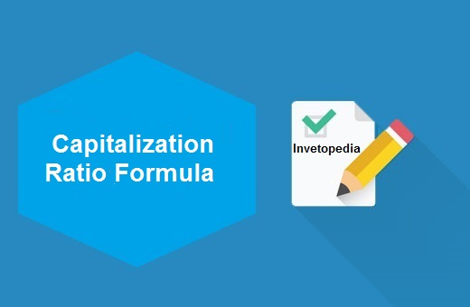Capitalization Ratio Formula